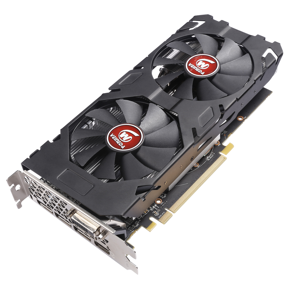 Image 5 - Видеокарта Veineda RX 470 для AMD, видеокарта 8 ГБ, 256 бит, GDDR5, DP, HDMI, DVI, не подходит для майнинга, совместима с RX 570, 8 Гбgtx 750 ti750 titi gtx  АлиЭкспресс
