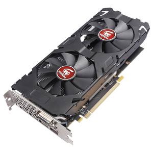 Image 5 - Veineda carte vidéo 100% originale, 8 go GDDR5, 470 bits, DP, DVI, pour AMD, Compatible RX 570