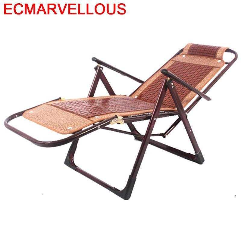 Poltrone Da Salotto Recliner Sillon Reclinable Fauteuil Salon Sillones Moderno Para Sala Folding Bed Bamboo Chaise Lounge