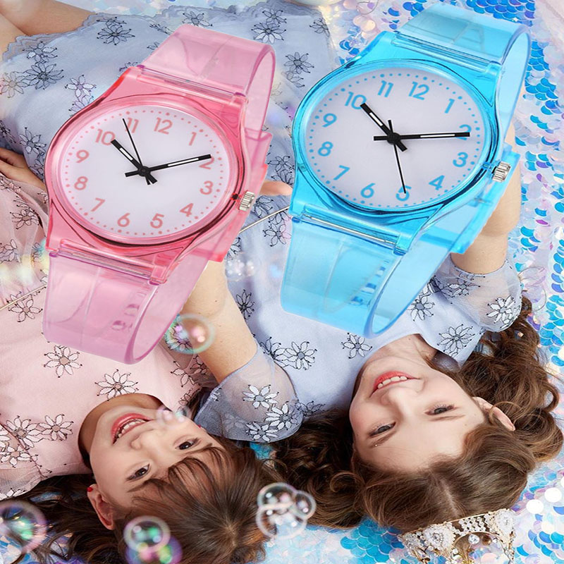 Kids Watches Waterproof Children Watch With Free Shipping Quartz Small Dial Cute Clock Relogio Infantil In Children's Watches