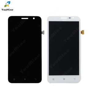Image 2 - 100% Tested for Lenovo A8 LCD Display Touch Screen Digitizer Assembly A806 A808 A808t For Lenovo A806 LCD Smartphone Replacement