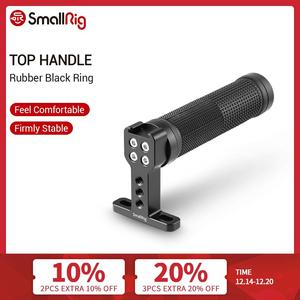 Image 1 - SmallRig Top Handle Non slip Handle Grip with Cold Shoe Base for DSLR Camera Cage Monitor Stabilizing Camera Grip Handle   1447