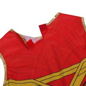Image 5 - Deluxe Kind Dawn Van Justice Wonder Vrouw Kostuum