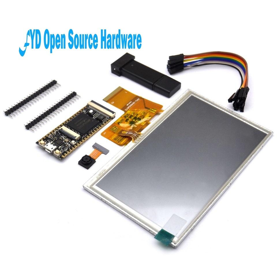1 pces fpga placa de desenvolvimento RISC-V placa de núcleo para arduino
