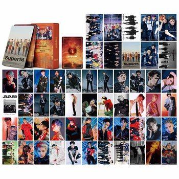 54 sztuk zestaw SuperM zdjęcia zdjęcia karty karty LOMO Self Made zdjęcia fani Photocard dostaw tanie i dobre opinie CN (pochodzenie) V4OKH5DMK312039 6 lat