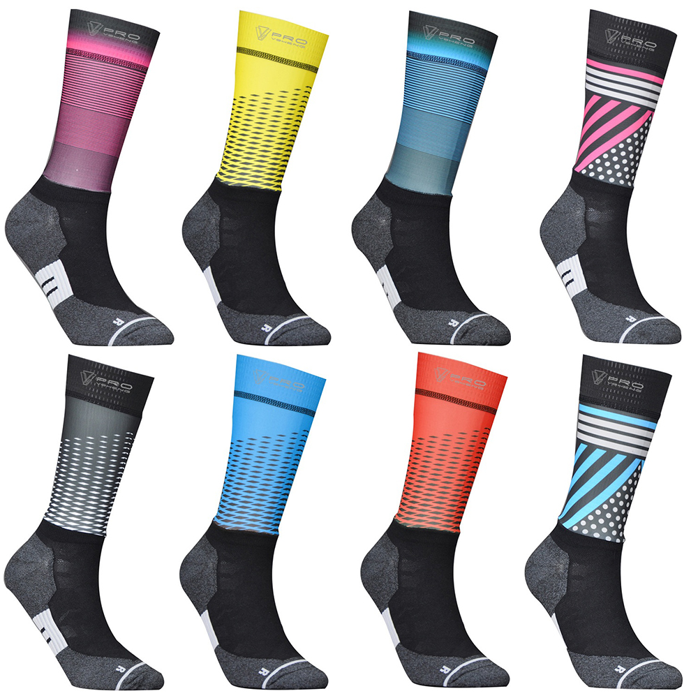 2020 Sports Socks Cycling Socks Men Women Bike Socks Basketball Socks Racing Socks Street Fashion Roller Skating Hip-hop Socks