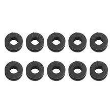 10 шт. резиновые прокладки из сплава прочные противоударные подушки втулки болты для оборудования мотоцикла обтекатель фары кронштейн