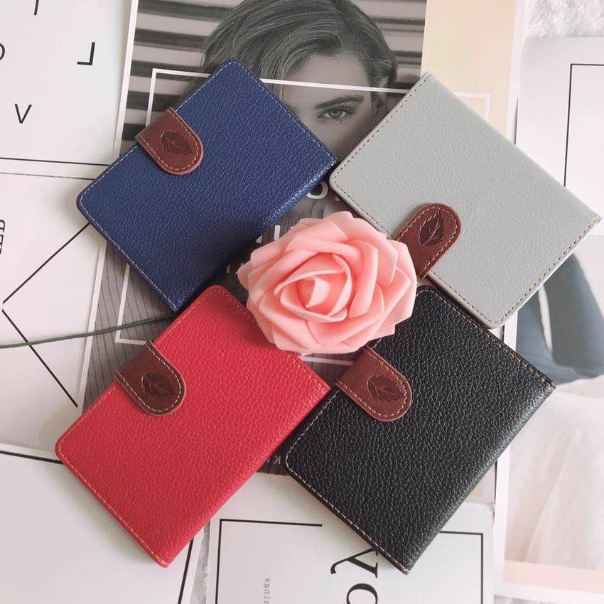 Wallets Holders Women Men Luxury Magnetic Card Holder Wallet Cover Bank Card Package Coin Bag Thin Credit Card Unisex Purses