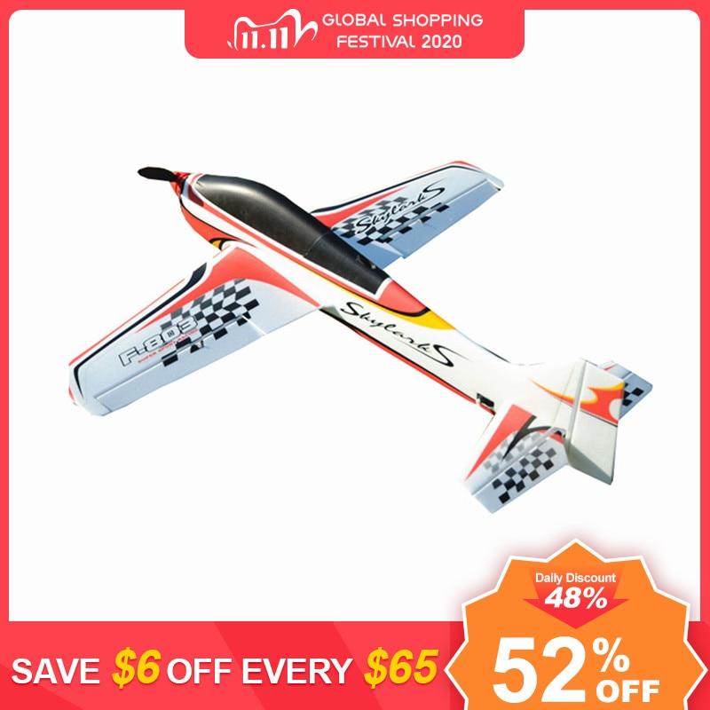 Avión de Control remoto deportivo RC Avión de 950mm Wingspan EPO F3A FPV KIT de aviones de juguete al aire libre modelos sin piezas eléctricas