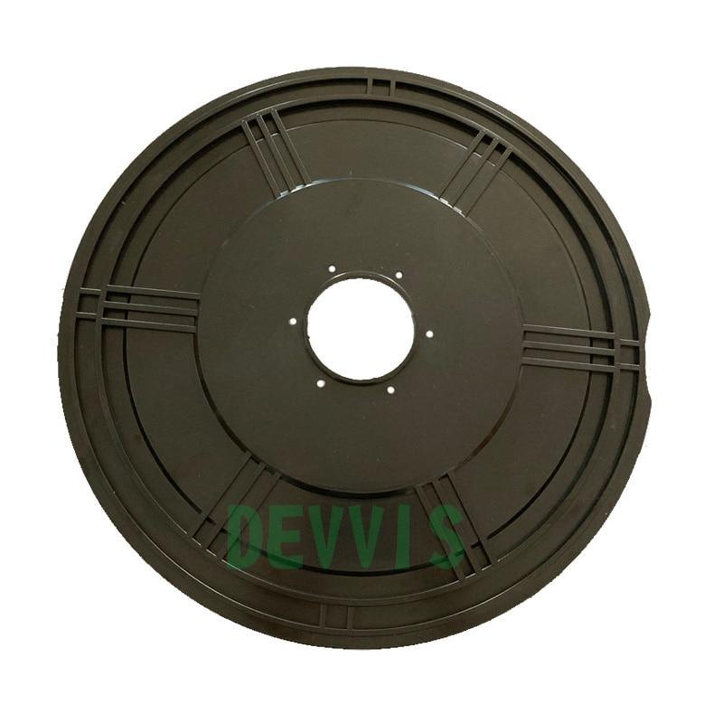 With Design New Protecive Plastic For DEVVIS Updated Shield Robot Mower Lawn  E1600E1600T
