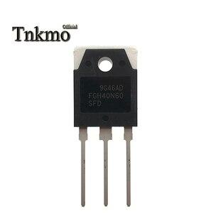 Image 1 - 10PCS 20PCS FGH40N60SFD PARA 247 FGH40N60UFD TO247 FGH40N60 40N60 40A 600V Potência IGBT transistor entrega gratuita