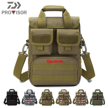 2020 Daiwa Men Fishing Shoulder Bags Backpack Handbag Multipurpose Bag
