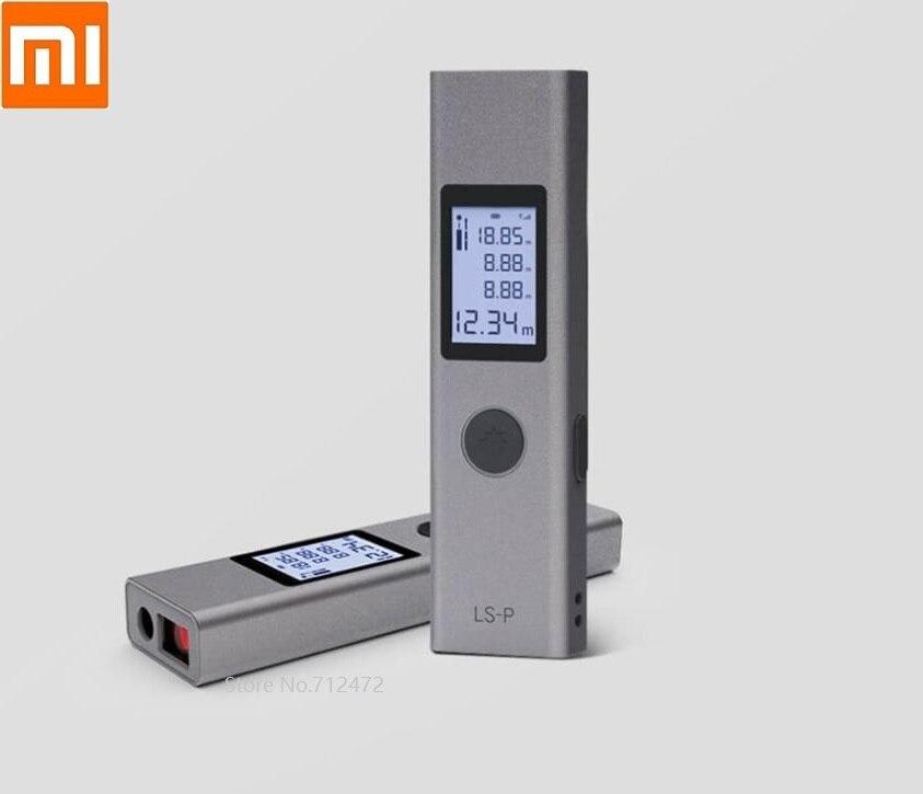 Xiaomi Portable Handheld Distance Meter 40M Laser Rangefinder High Precision Laser Range Finder Laser Electronic Ruler