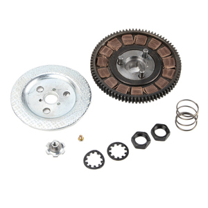 Image 2 - 2 Stroke Motorized Bicycle Complete Clutch Bevel Wheel Assembly Bike Replacement For 80cc Gas Motorized Bicycle