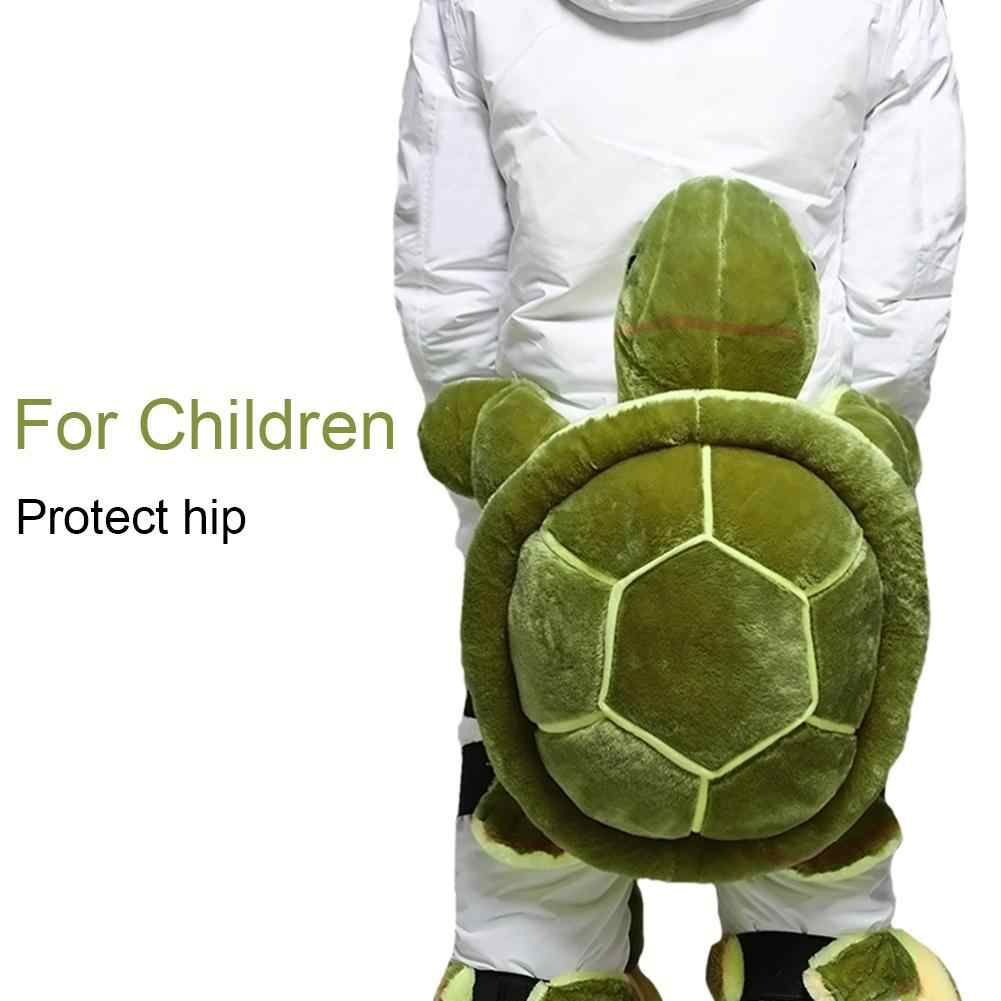 Multifunction Anti-Fall Shockproof Turtle Shape Coccyx Protective Cushion for Outdoor Winter Skiing Protective Butt Pad Childrens Adult Tailbone Hip Protector