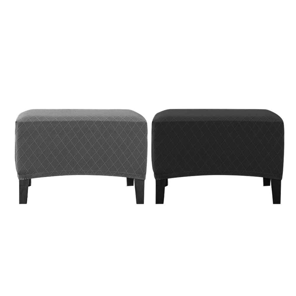 Stretch Sofa Cover Chair Footstool Foot