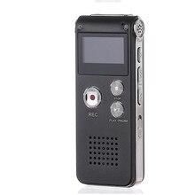 цена на Digital Audio Voice Recorder Dictaphone New 4GB 8GB Spy Mini USB Flash MP3 Player Grey Pen Drive Black recording pen