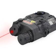 Airsoft la 5 ИК red dot лазерный светодиодный фонарь Тактический