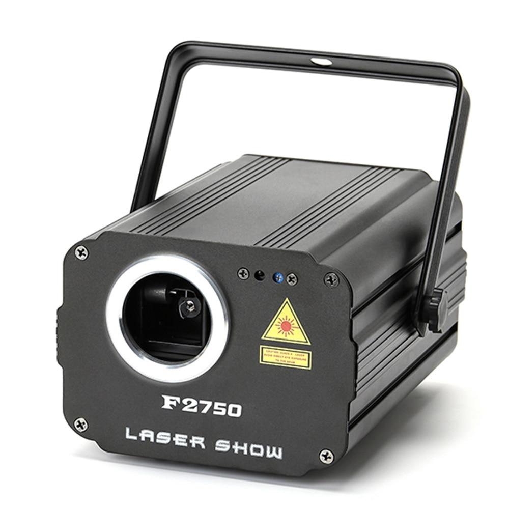 Image 5 - 1400mW DMX 512 Scanner laser light RGB colorful Party Xmas DJ Disco Laser LightsStage Lighting Effect   -