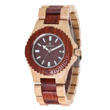 2020 Promotion Manufacturer Of Spot Maple For Red Wingceltis High-grade Quartz Movement Between Wood Watches Sold The New