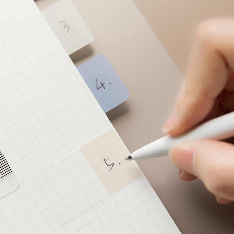 Kreatif Hewan Peliharaan Molandi Warna Catatan Lengket Pad Cute Memo Pad Sticker Bookmark Bullet Journal Indeks Sekolah Artikel Alat Tulis
