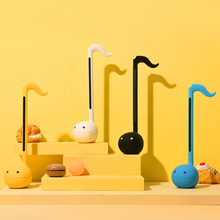 Portable electronic melody musical instrument otamatone infant educational early education toys leisure decompression toys