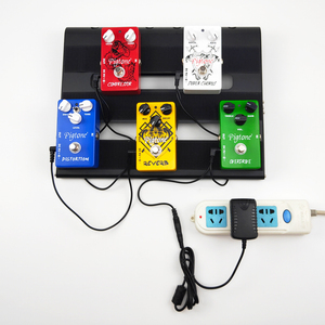 5-way guitar effect pedal adapter 9VDC1A(China)