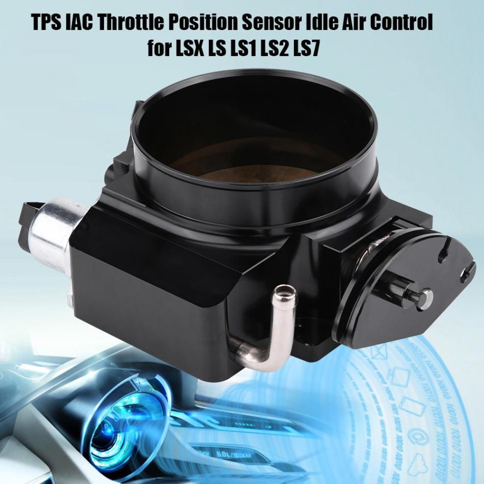 Throttle Position Idle Air Control Throttle Body Sensors TPS IAC For LS1 LS6