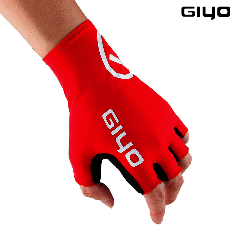 Giyo Bicycle Mtb Road Guantes Glove Cycle Half -finger Gloves Gel Sports Bicycle Race Gloves Cycling women Men's Mid -term