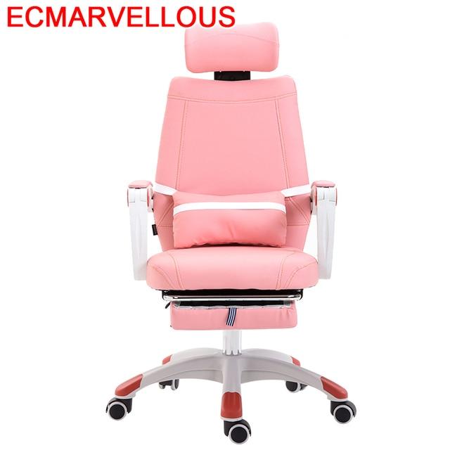 Escritório de escritório escritório escritório escritório escritório escritório escritório mobiliário de couro computador poltrona cadeira silla cadeira de jogos