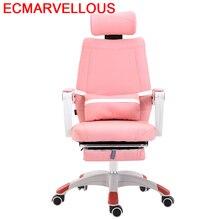 Ordenador Escritorio Cadir Bureau Sedie Girl De Office Furniture Oficina Leather Computer Poltrona Cadeira Silla Gaming Chair