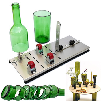 Professional Glass Bottle Cutter Tool for Bottles Cutting Glass Bottle Cutter DIY Cut Tools Machine Wine Beer
