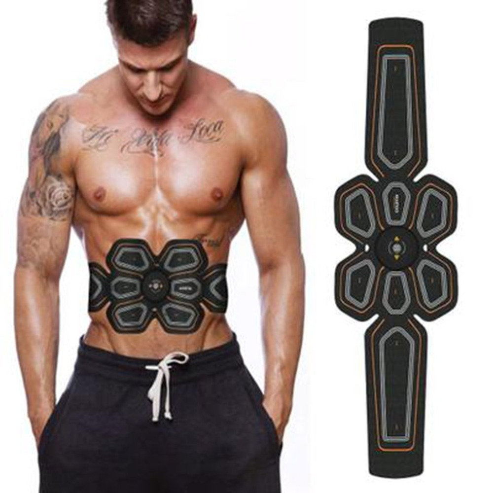 Muscle Fitness Equipment Home Lazy Exercise Abdominal Abdomen Health Care Toiletry Kits New Selling
