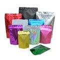 Цветные пакеты из алюминиевой фольги  100 шт.