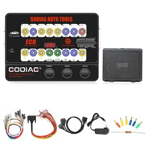 Image 5 - Godiag GT100 obd iiブレイクアウトボックスecuコネクタテストプラットフォームbmw fem/bdcプログラミングecuメンテナンスツール
