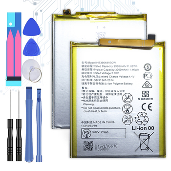 HB366481ECW Battery For Huawei Ascend P9/P9 Lite/P8 Lite 2017/ P20 Lite/ P10 Lite/Honor 8/honor8 Lite/ Honor 5C/G9/Y6 II фото
