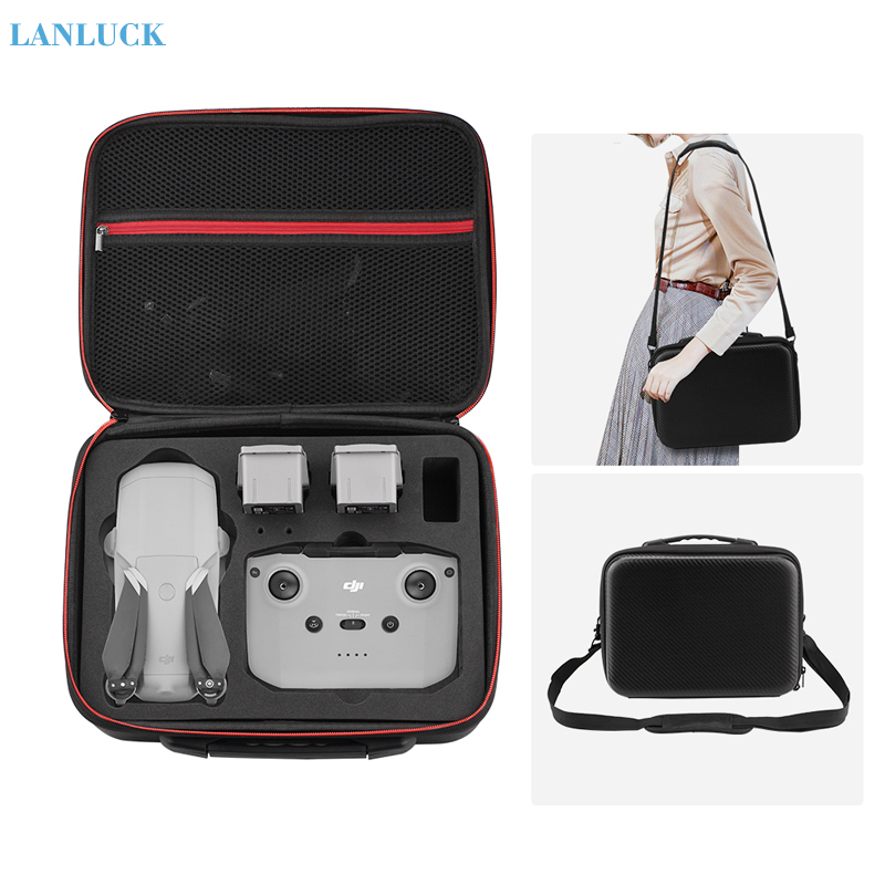 Shoulder Bag For DJi Mavic Air 2 Storage Bag Waterproof Hardshell Box Carrying Case For Mavic Air2 Portable Package Accessories