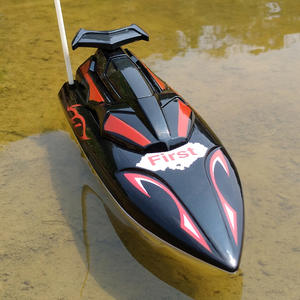 Flytec RC Ship Speedboat Infrared-Control Electric 27mhz Mini Rc-Toys 10km/H