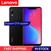 Global Version Lenovo S5 Pro 6GB + 64GB/128GB Snapdragon 636 Octa Core Smartphone Quad Cameras 6.2inch Octa Core 4G LTE