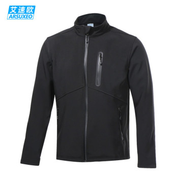ARSUXEO Men's Cycling Jacket Winter Thermal Fleece Warm Up MTB Bike Jacket Wind Bicycle Clothing Windproof Outdoor Sports Coat arsuxeo winter keep warm cycling coat waterproof windproof bicycle jacket sport breathable mtb jackets bike clothing