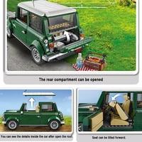 Technic Car Set Mini Cooper  3