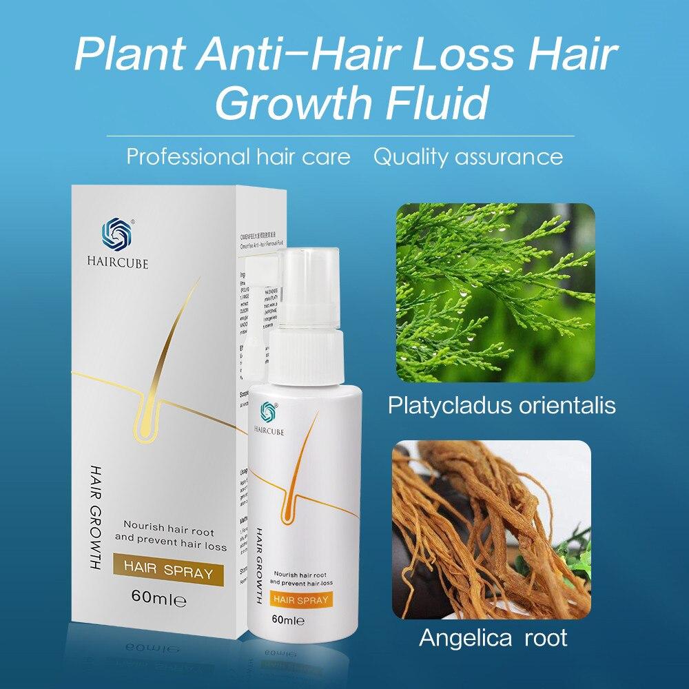 Anti Hair Loss Products Hair Growth Spray Essential Oil Liquid for Men Women Hair Growth Essence Serum Hair Care Repair Growing 5