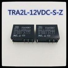 (10 шт.) TRA2L-12VDC-S-Z реле Новый и оригинальный