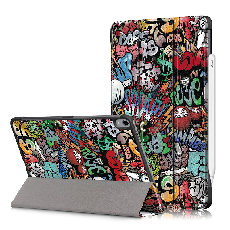 Tablet Cover Air 2020 for for IPad IPad A2316 Air 4th Case Graffiti-art Protective 4