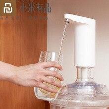 Youpin usb mini interruptor de toque automático bomba água uvc germicida dispensador elétrico sem fio recarregável dispositivo bombeamento água