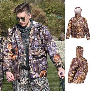 Image 1 - NeyGu esterna Impermeabile e traspirante giacca da pesca, Ad Asciugatura Rapida giacca Trampolieri di pesca per la pesca, caccia e da trekking
