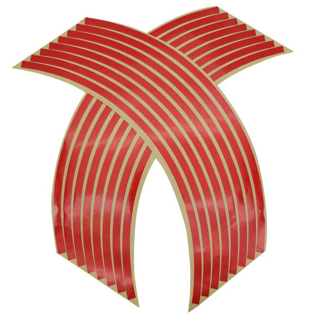 Motorcycle Wheel Sticker 3D Reflective Rim Tape Auto Decals Strips For Suzuki GSF650 BANDIT GSX 1250 1400 650F HAYABUSA GSXR1300