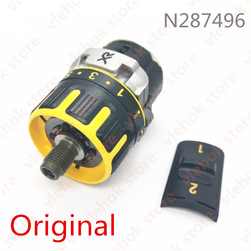 TRANSMISSION ASSEMBLY Gearbox For Dewalt DCD790 DCD732 DCD790B DCD790D2 N287496 N287494 Power Tool Accessories Electric Tools