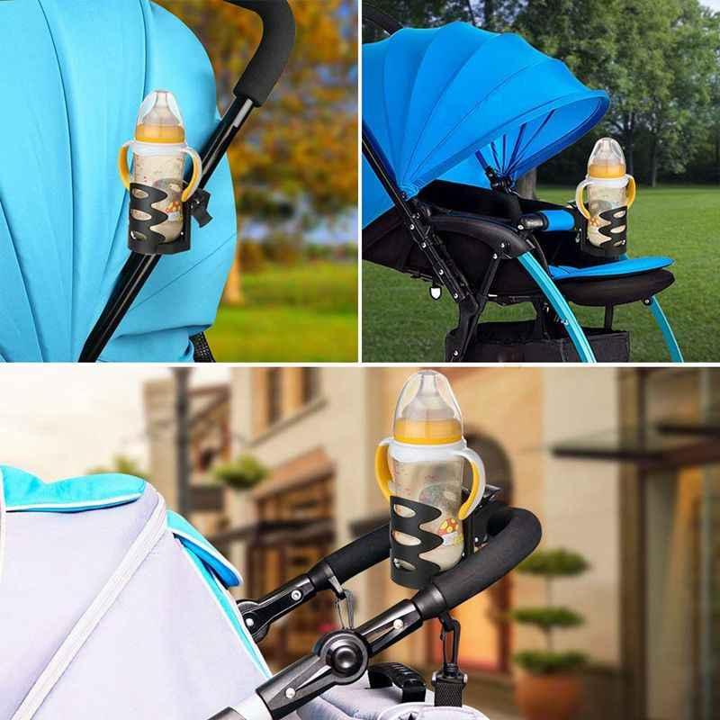 Soporte Universal para taza de cochecito, soporte para bebidas para cochecito de bebé, cochecitos para bicicleta, bicicleta, bicicleta de montaña y W