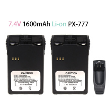 2X Li-ion Battery for LINTON LT-3188 LT-2188 LT-2268 LT-3268 LT-3260 Radio